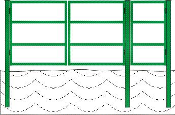 Ворота распашные профнастил с калиткой виды ворот и их чертежи
